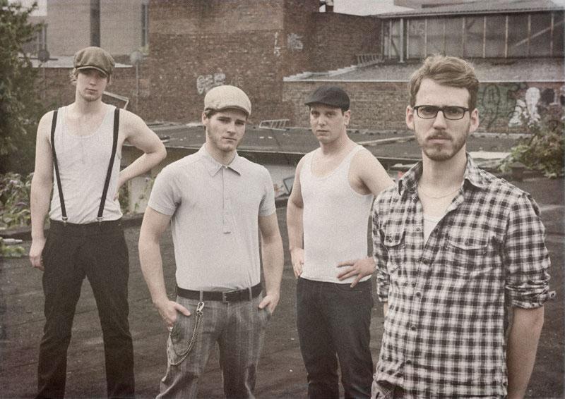 A Boy Named Fisk - Indie Band aus Köln